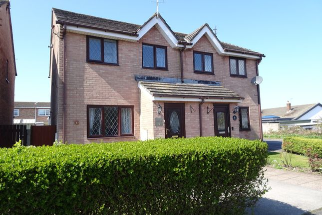 3 bed semi-detached house for sale in George Thomas Close, Nottage, Porthcawl CF36