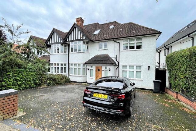 Thumbnail Semi-detached house to rent in Parkside, Mill Hill
