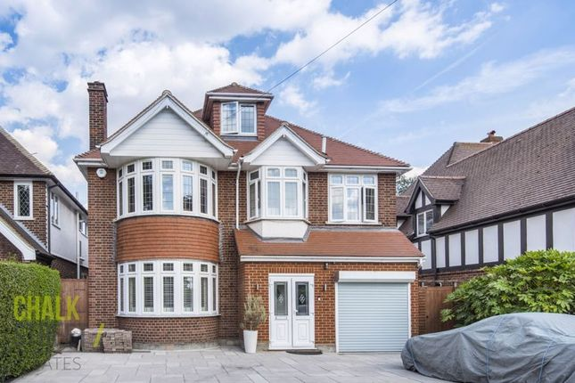 Thumbnail Detached house for sale in Hall Lane, Upminster