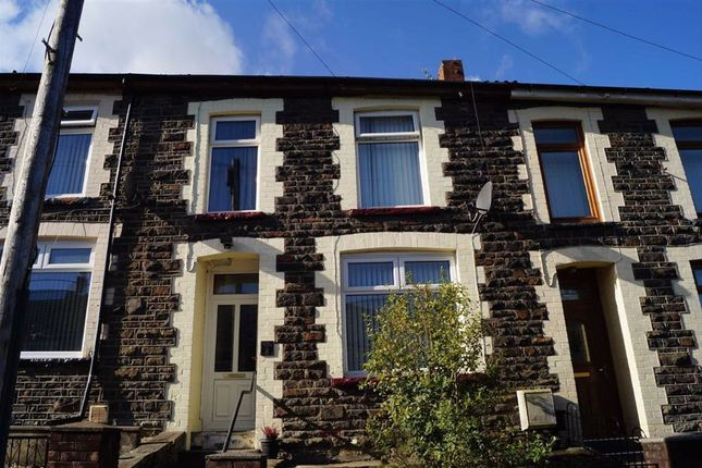 Thumbnail Terraced house for sale in Clarence Street, Mountain Ash