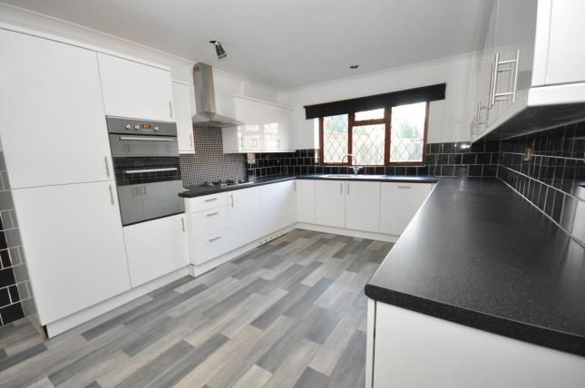 Thumbnail Bungalow for sale in Kit Hill Avenue, Chatham, Kent