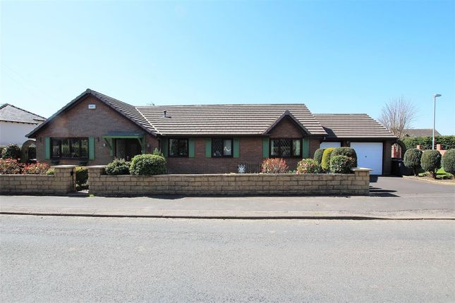 Thumbnail Detached bungalow for sale in Gib Lane, Hoghton, Preston