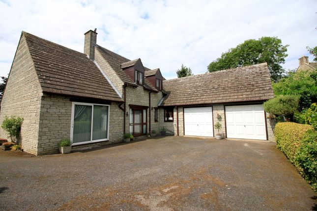 Thumbnail Detached house for sale in Longthorpe Green, Longthorpe, Peterborough