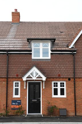 Thumbnail 2 bedroom terraced house for sale in Enderlie Close, Emsworth