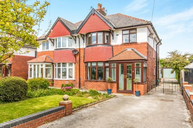 3 bed semi-detached house for sale in Bury New Road, Breightmet, Bolton, Greater Manchester