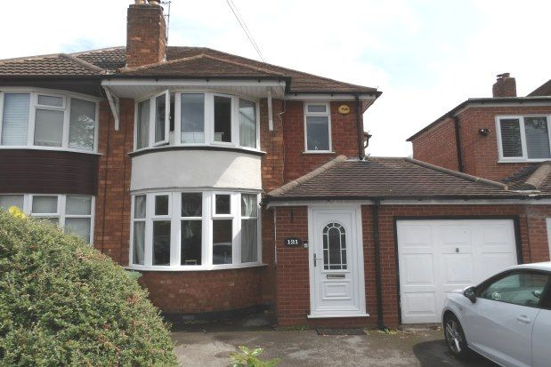 3 bed property to rent in Arnold Road, Solihull B90