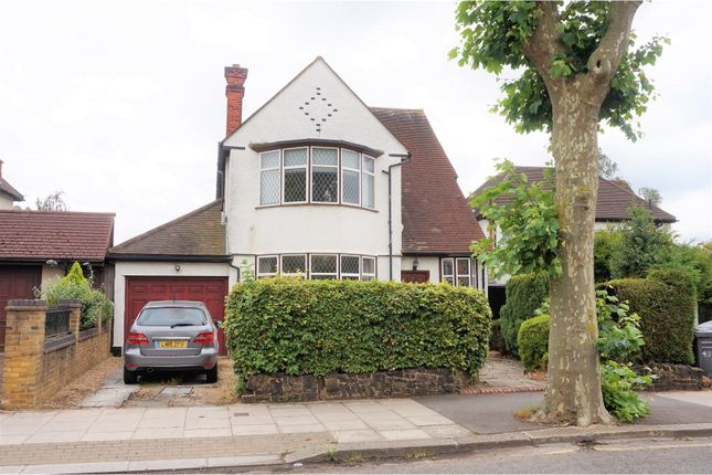 Thumbnail Detached house for sale in Lyndhurst Avenue, London