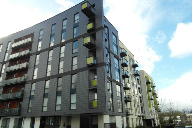 Thumbnail Flat to rent in The Boulevard, Birmingham
