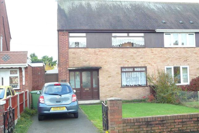 Thumbnail Semi-detached house for sale in Fitzmaurice Road, Wednesfield, Wednesfield