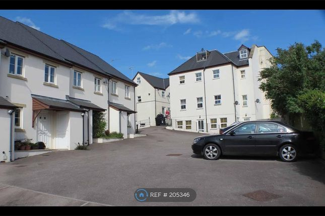 Thumbnail Flat to rent in Market Street, Cinderford