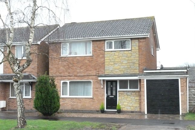 3 bed detached house for sale in Greenacres Drive, Lutterworth
