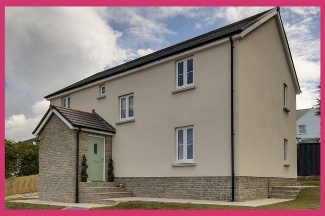Thumbnail Detached house for sale in Plot 12, Green Meadows Park, Tenby