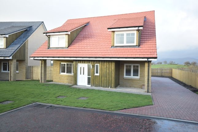 Thumbnail Bungalow for sale in Vorlich, The Views, Saline, By Dunfermline
