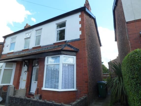 Thumbnail Semi-detached house for sale in Glen Avenue, Sale, Greater Manchester