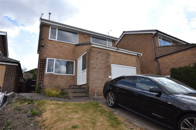 Thumbnail Detached house to rent in Harwill Approach, Churwell, Morley, Leeds