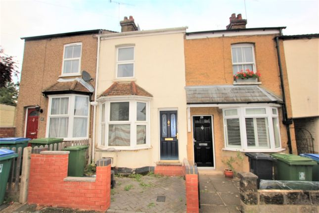 Thumbnail Terraced house for sale in Liverpool Road, West Wat, Watford