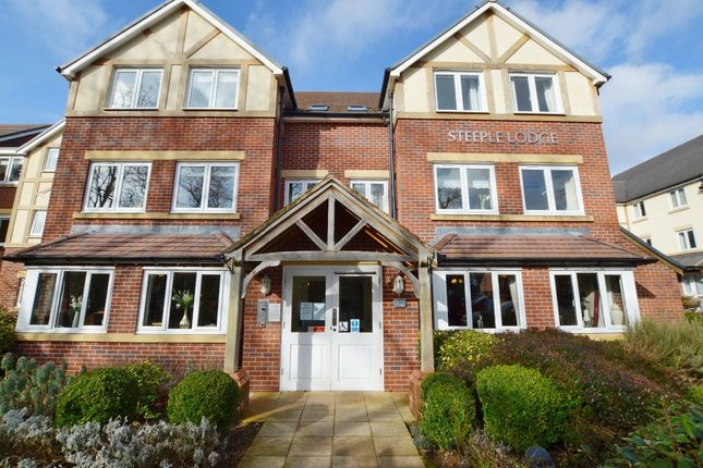Thumbnail Flat for sale in Steeple Lodge, Church Road, Sutton Coldfield