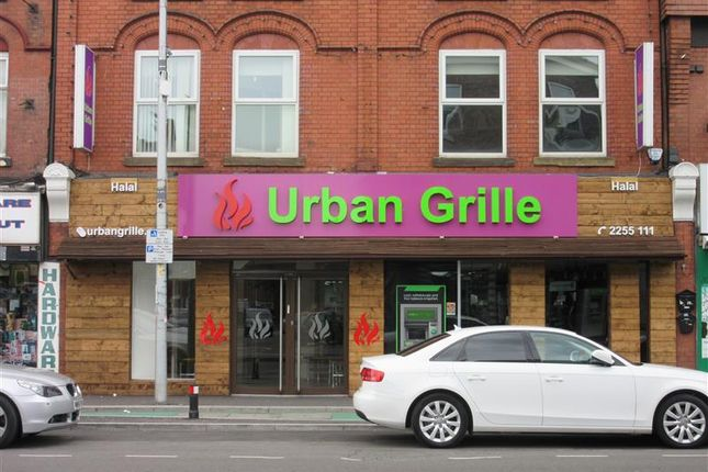 Restaurant/cafe for sale in 669-671 Wilmslow Road, Manchester