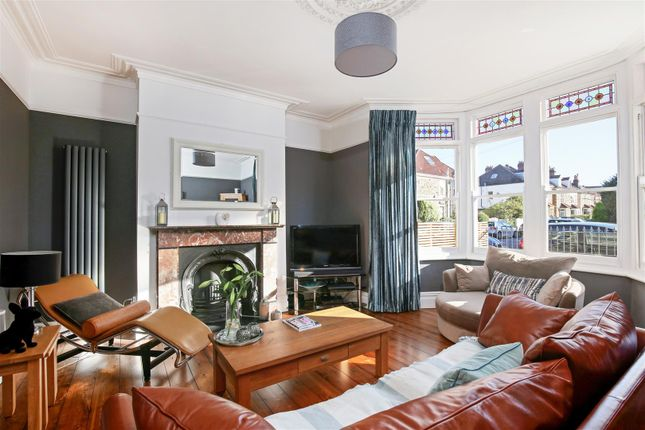 Thumbnail Semi-detached house for sale in Brynland Avenue, Bishopston, Bristol