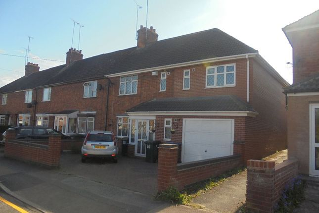 Thumbnail End terrace house to rent in Strathmore Avenue, Coventry
