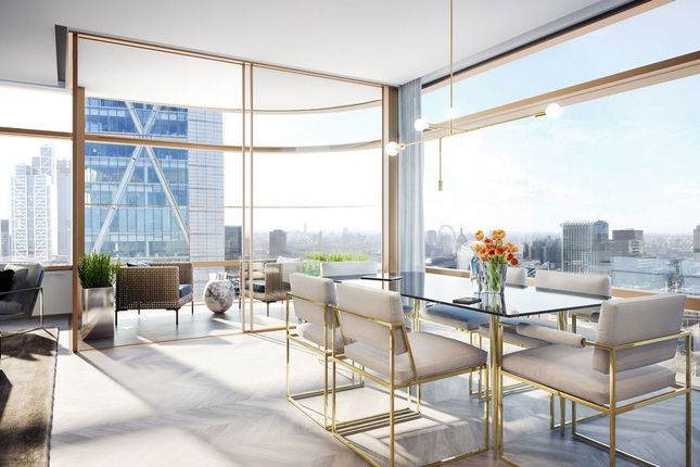 Thumbnail Flat for sale in Principal Place, Flat 38.1, Floor 38, London