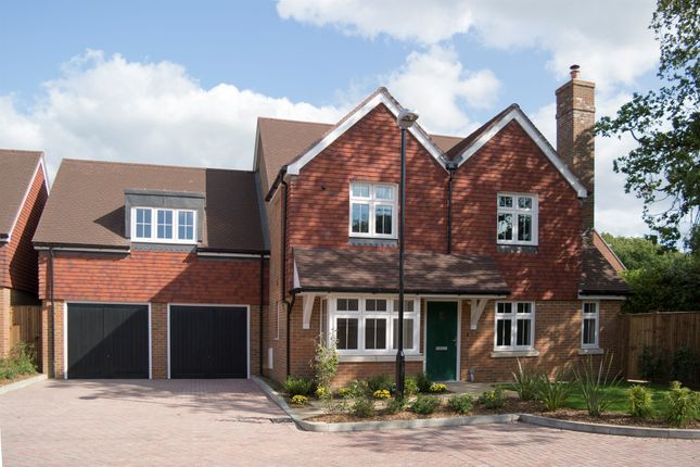 Thumbnail Detached house for sale in Compton Place, Southwater, Horsham