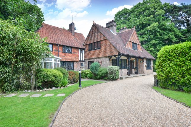 Thumbnail Detached house for sale in London Road, Maresfield, Uckfield