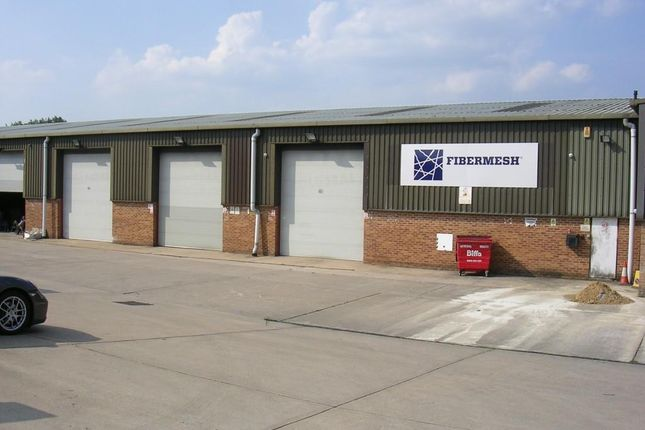 Thumbnail Warehouse to let in Off Salcombe Road, Alfreton