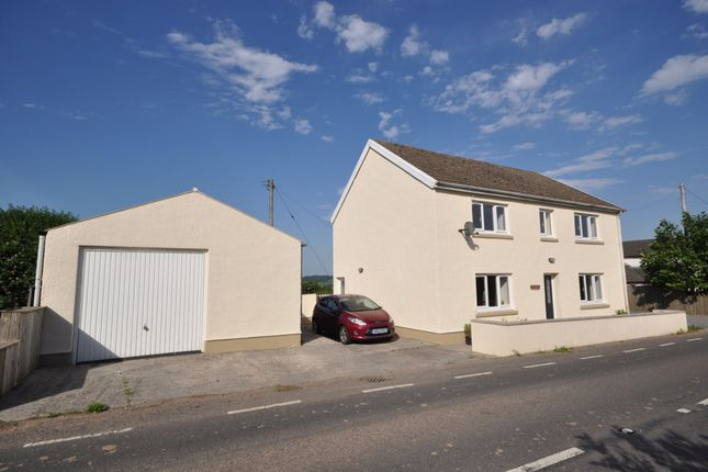 3 bed detached house for sale in Bryntaf, Cross Inn, Laugharne