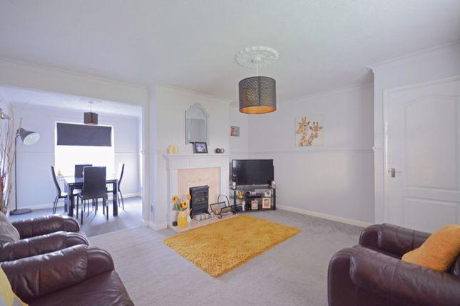 Thumbnail End terrace house for sale in Croftlands, Bigrigg, Egremont