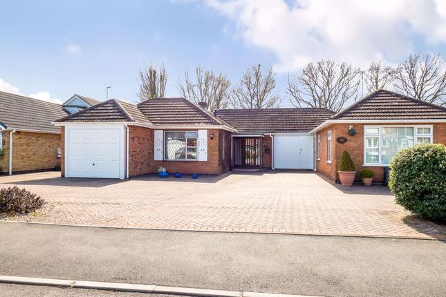 Thumbnail Semi-detached bungalow for sale in Monks Road, Binley Woods, Coventry