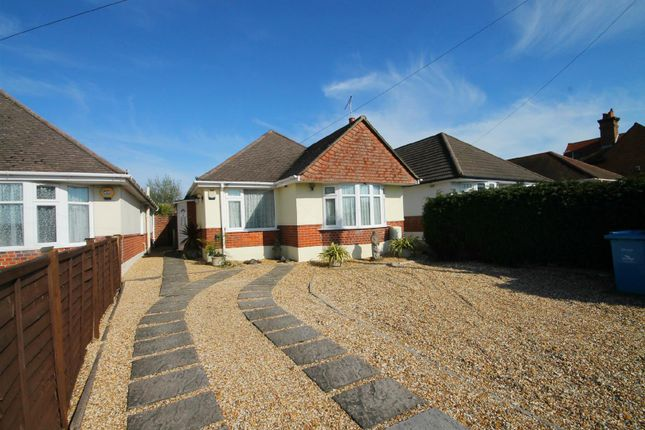 Thumbnail Detached bungalow for sale in Darbys Lane, Poole