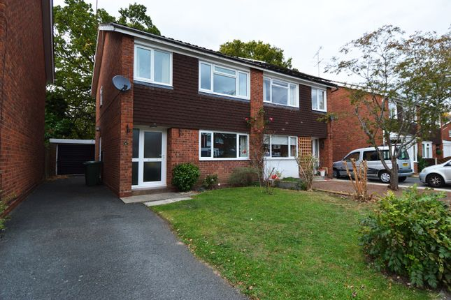 Thumbnail Semi-detached house to rent in Middleton Close, Redditch