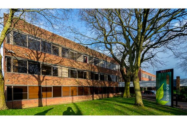 Thumbnail Office to let in Cranmore Business Park, Cranmore Drive, Shirley, Solihull, West Midlands