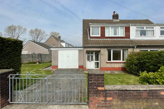 3 bed semi-detached house to rent in Brynymor Road, Gowerton, Swansea SA4