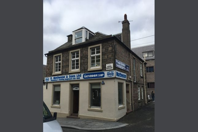 Thumbnail Office for sale in Fraser Street, Inverness