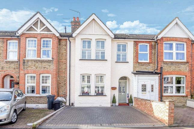 Thumbnail Terraced house for sale in Danesbury Road, Feltham