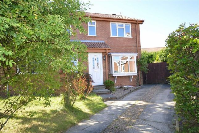 Thumbnail Semi-detached house to rent in The Copse, Scarborough