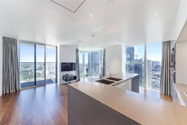 Thumbnail Flat for sale in Moor Lane, City Of London