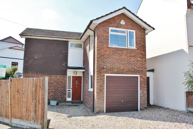 Thumbnail Detached house for sale in Horn Lane, Woodford Green