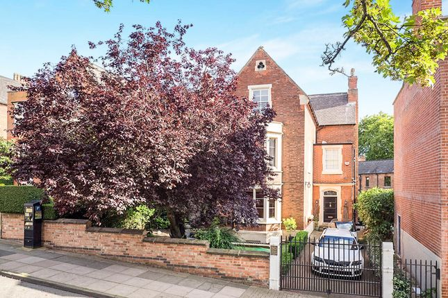 Thumbnail Detached house for sale in Regent Mews, Wollaton Street, Nottingham