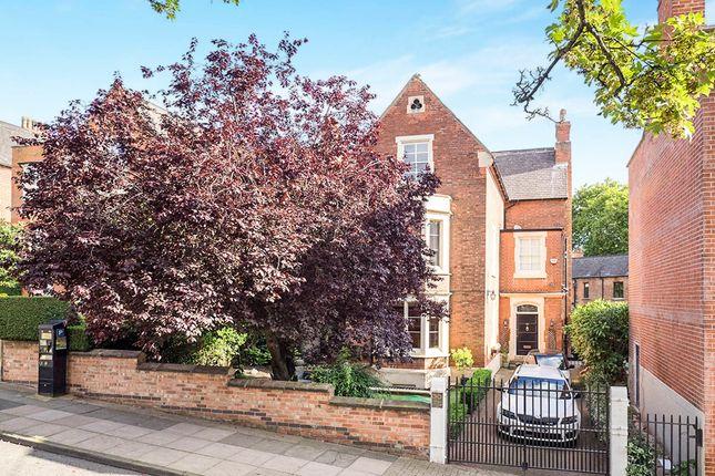 Thumbnail Detached house for sale in Regent Street, Nottingham