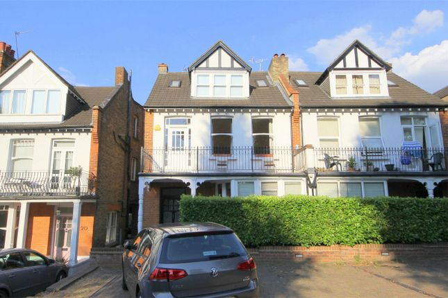 Thumbnail Flat to rent in Eversley Park Road, London