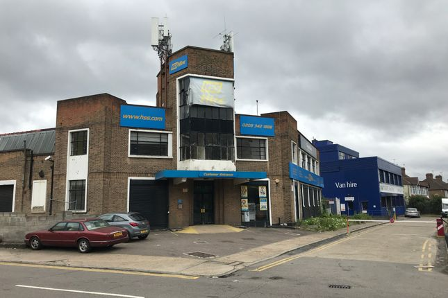 Thumbnail Industrial for sale in Great Cambridge Road, Enfield