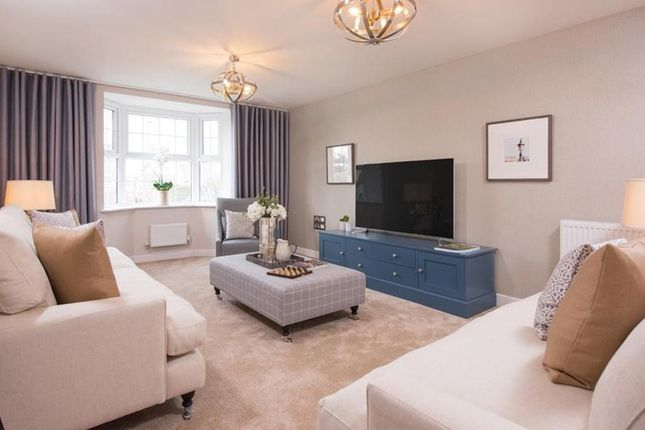 "Thumbnail Detached house for sale in ""Holden"" at Green Lane, Barnard Castle"