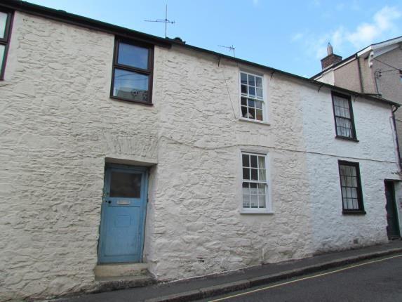 Thumbnail Terraced house for sale in Town Steps, West Street, Tavistock