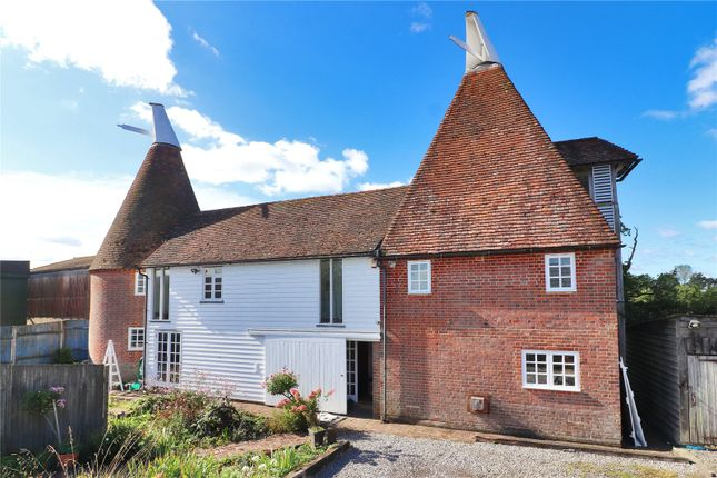 Thumbnail Property for sale in Swattenden Lane, Cranbrook, Kent