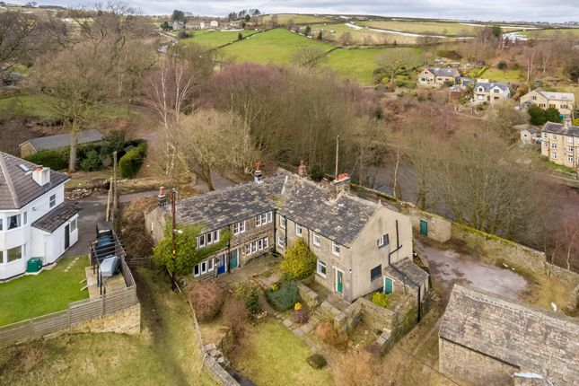 Thumbnail Cottage for sale in Upper Stubbin, Holmbridge, Holmfirth