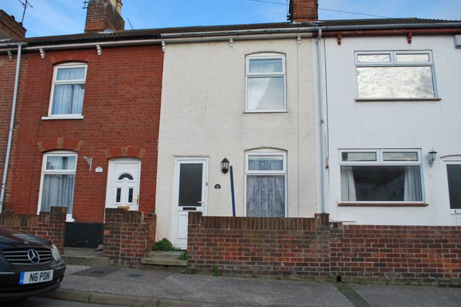 Thumbnail Terraced house to rent in Clarence Road, Lowestoft