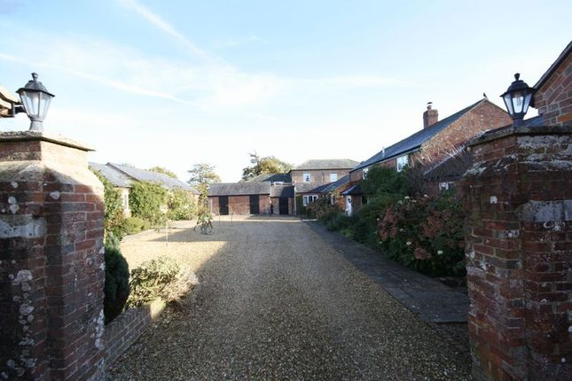 Thumbnail Detached house to rent in Angel Lane, New Milton
